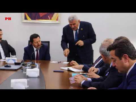 Pamukova belediye başkanı keser ilçenin sorunlarını valiye böyle iletti