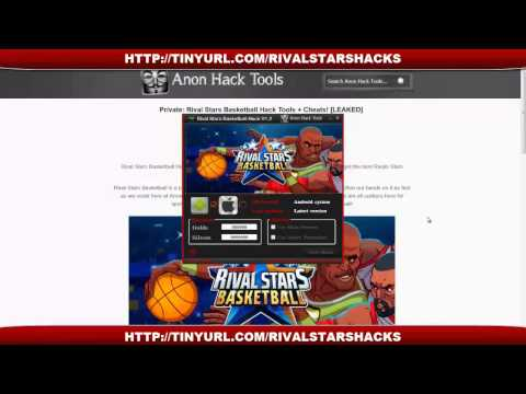 Rival Stars Basketball Hack Tools and Cheats - Free!