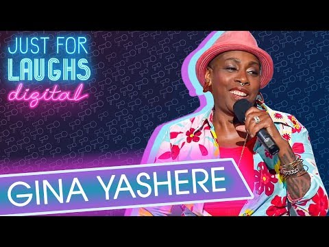 Gina Yashere – Just for Laughs Festival 2014