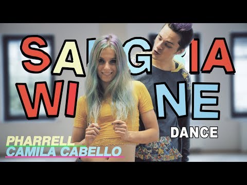 Pharrell Williams x Camila Cabello - Sangria Wine Dance  Patman Crew Choreography