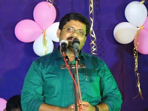 house opening message BY Bro.R VAMSHI GARU.