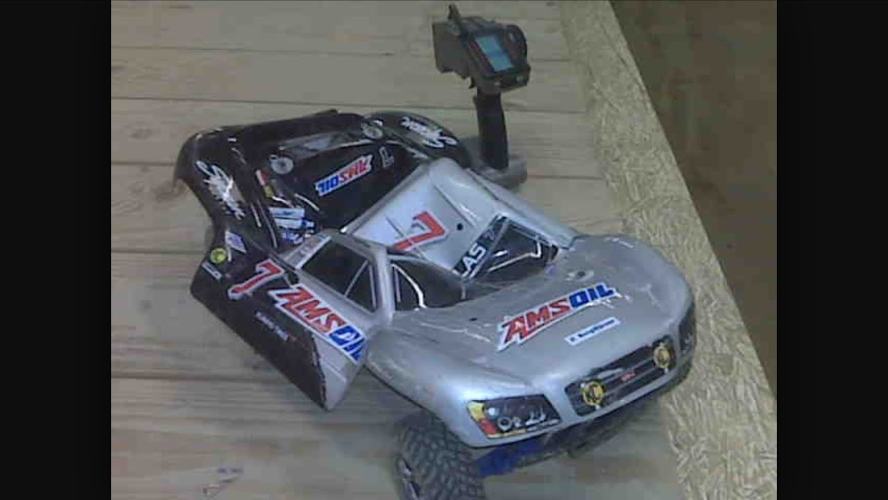Traxxas Slash 2wd/4wd Body