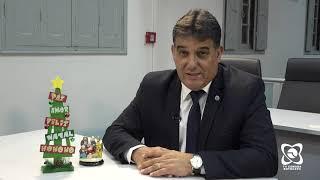 """""""Que 2020 seja repleto de paz, amor e carinho"""", mensagem do vereador Zé Fernandes"""