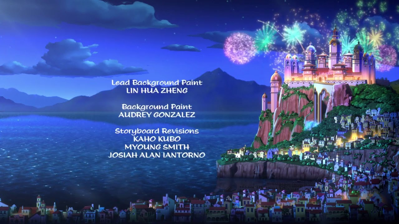 Elena of Avalor: Coronation Day - End Credits HD