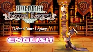 [HD] FINAL FANTASY Record Keeper English Gameplay IOS / Android | PROAPK