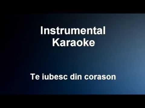 Te iubesc din corason - Instrumental / Karaoke Ro - Ionut Printul si Asu (Varianta 2)