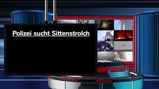 (News #003) S-Bahn München - Polizei sucht Sittenstrolch / Besoffener bieselt in S-Bahn
