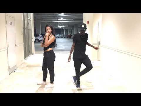 Fally Ipupa - Mannequin Ft Naza /Dance Choreography @Bbl0ve & @kesseyshakur