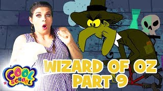 booksy wizard of oz