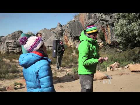 Rock Climbers Boost Economy of South Africa