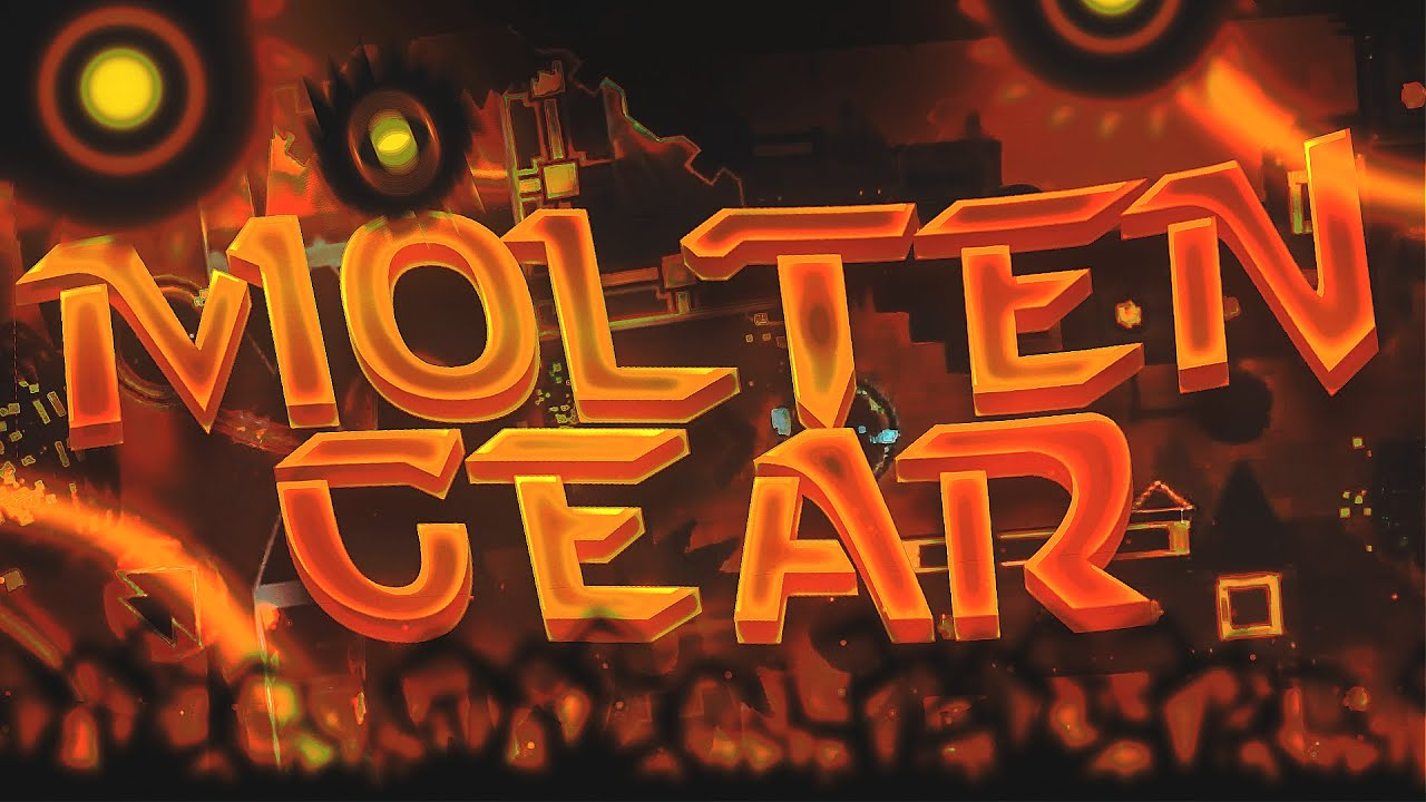 MOLTEN GEAR 100% (First Victor!) by Knobbelboy & More