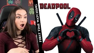 DEADPOOL REACTION (First Time WATCHING)