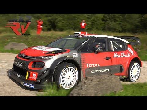Kris Meeke Citro n C3 WRC Rallye Deutschland Test 2017 MK2