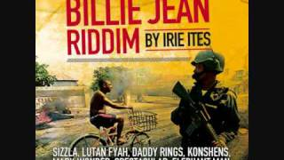 BILLIE JEAN RIDDIM MEGAMIX (HIP HOP MIX) IRIE ITES RECORDS