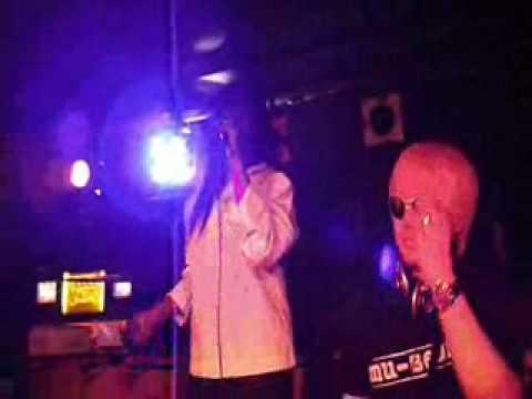 Taka Boom at Loop Club Tokyo Sings Special Live