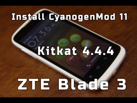 Blade 3 zte