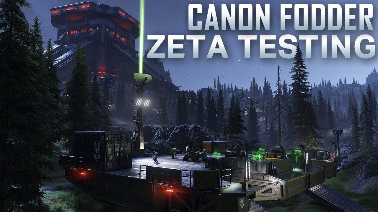 Canon Fodder – Zeta Testing