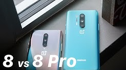 OnePlus 8 vs 8 Pro: What You Need to Know