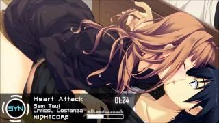 Nightcore | demi lovato - heart attack