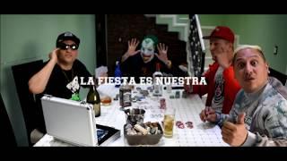 La Fiesta Es Nuestra - Mak Donal Ft. Los Gedes (videoclip Oficial)