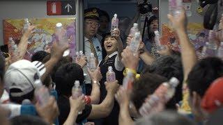 ももいろクローバーZ結成10周年を記念して東京スカイツリーとももクロが...