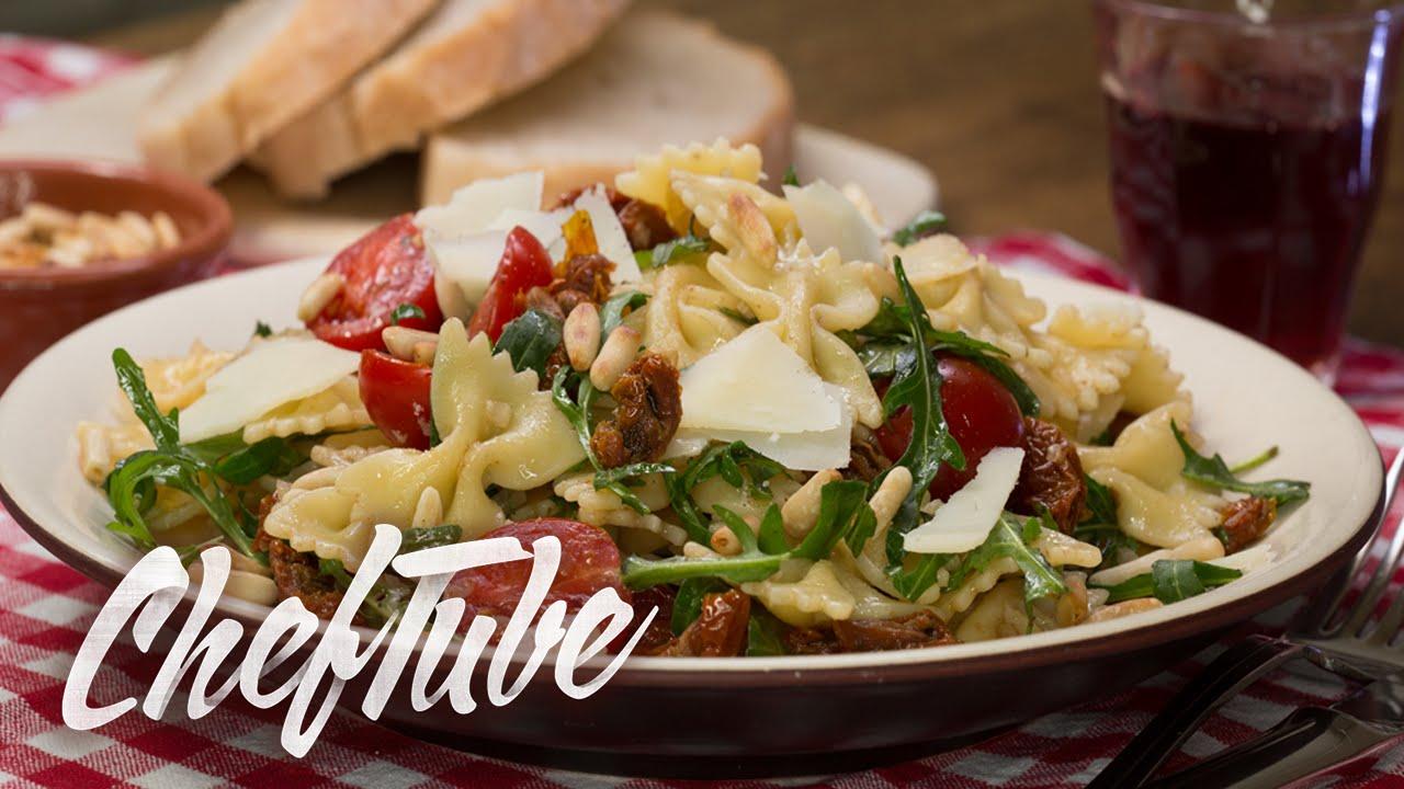 comment faire une salade de p 226 tes 224 l italienne recette dans la description