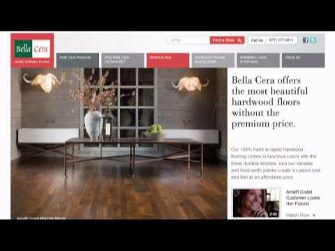 Bella Cera Flooring Review