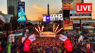 Live: Run Rock 'n' Roll Marathon – Humana Rock 'n' Roll Las Vegas Live