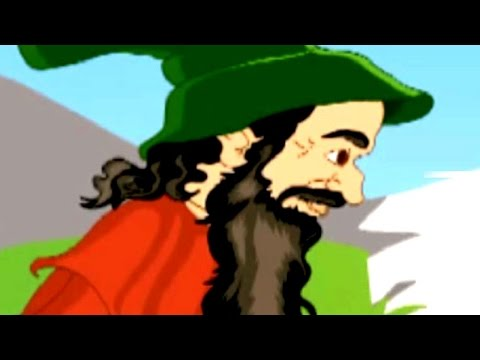 There Was A Crooked Man Nursery Rhyme - Animated Songs for Children