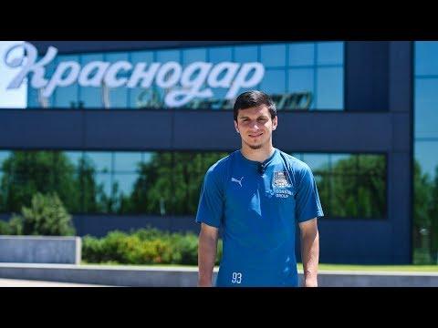 Интервью Магомеда-Шапи Сулейманова о футбольном становлении и жизни в Краснодаре