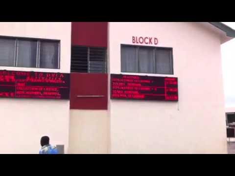 DVLA digital led display screen Accra Ghana by Appa led