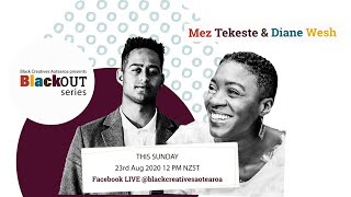 BlackOut Series Interviews Mez Tekeste