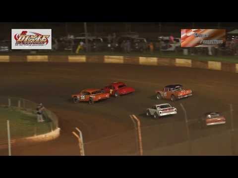 Dixie Speedway Vintage Late Model Feature 08/24/19