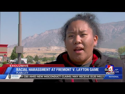 Fremont HS student wants accountability after being racially harassed during football game (6 p.m.)