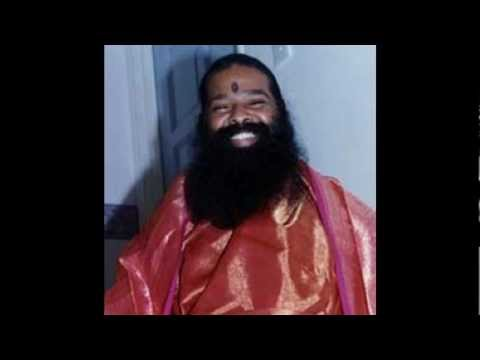 Yogi's Endorsement - An Episode From The Life History Of Sri Ganapathy Sachchidananda Swamiji