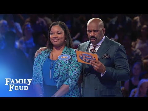 The McDonalds are LOVING IT! | Family Feud