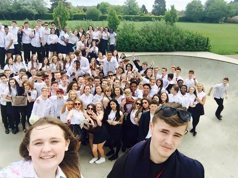 Charles Darwin School Leavers Video 2015