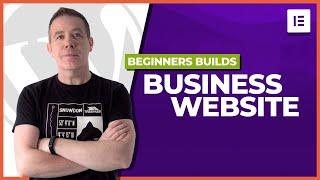 Erstellen Sie Eine Business-Website In WordPress, Elementor Pro & ACF