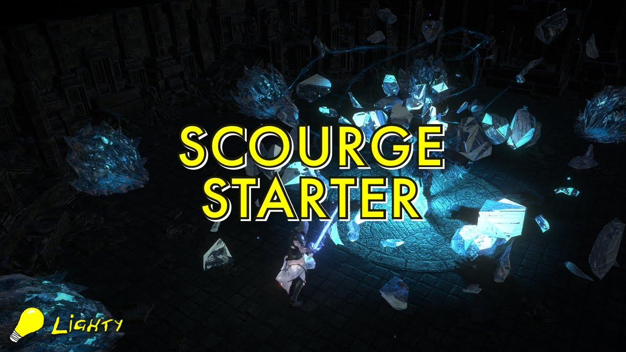 Download My Scourge !Starter | TR Champion | Path of Exile