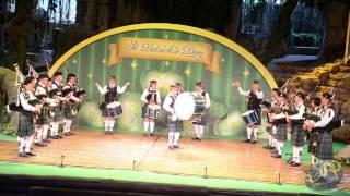 Pipe Band Aubigny Auld Alliance - Fête de la St. Patrick - le 17 Mars 2013