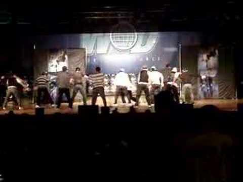 Formality @ WORLD OF DANCE 2008