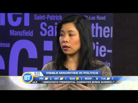 BT Panel: Visible minorities in government