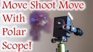 Move Shoot Move Rotator / WITH POLAR SCOPE!