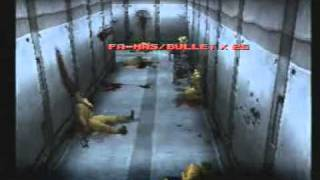 Metal Gear Solid PS1 Gameplay  (www.chilloutgames.co.uk)