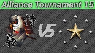 SAMURAI SOUL'd OUT VS Ghost Legion from Alliance Tournament 15 Day ...