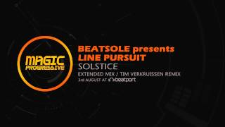 Beatsole presents Line Pursuit - Solstice (Tim Verkruissen Remix) [Magic Progressive]