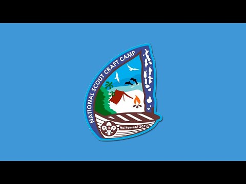 Maldives National Scout Craft Camp 2019