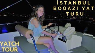 YAT GEZİSİ İSTANBUL BOĞAZI - YATCH TOUR