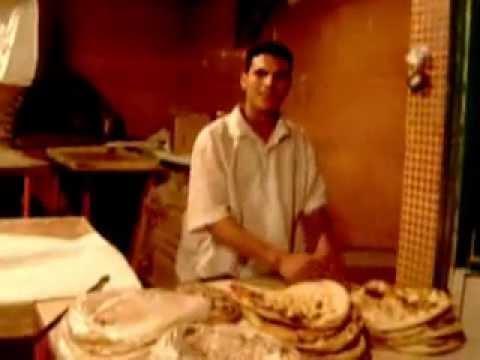 Bread in Sebha-Libya