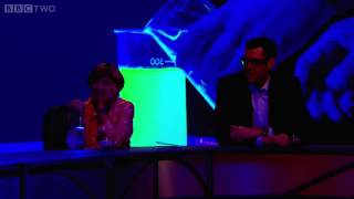 Pouring a liquid uphill - QI: Series K Episode 13 Preview - BBC Two